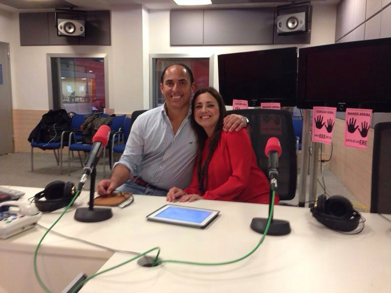 Zaira Vicente, asesora y gerente de Zaira Full Life Coaching, acudió al programa Boulevard de Radio Euskadi para hablar sobre el primer Speed Dating de Bizkaia.
