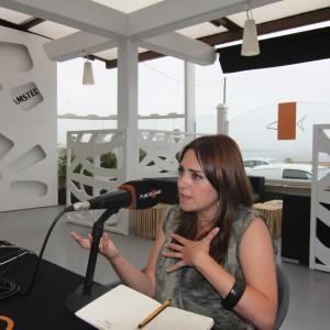 ZAIRA VICENTE -Punto Radio 1