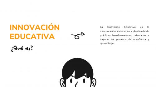 3C Innovación Educativa. Definición